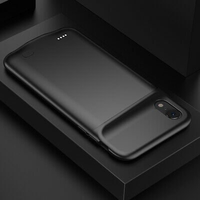 £23.49 • Buy External Battery Case Ultra Slim Power Charging Cover For IPhone X/XS 11 Pro Max