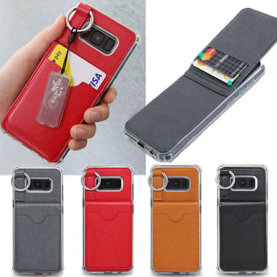 $ CDN17.29 • Buy Guardful Pocket Ring Bumper Case For Samsung Galaxy Note20 Note10 Note9 Note8