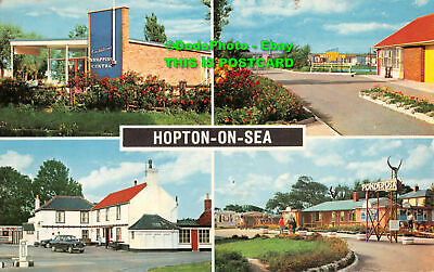 R427040 Hopton On Sea. The White Hart. The Ponderosa. D. Constance. Multi View. • 7.99£