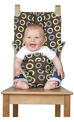 Totseat For Babies Who Lunch - The Washable Squashable Highchair BN RRP£30 • 20£