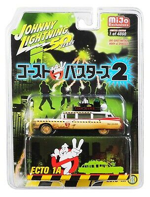 Ghostbusters Cadillac Ecto-1A Ambulance Dirty Version 1:64 Johnny Lightning • 15.30£