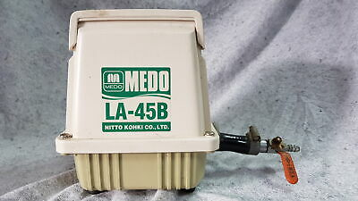 Medo LA-45B-A1102-P6-1412 LA-45B AIR RESERVIOR / TANK ONLY (NOT THE PUMP!!!) Gra • 29.99£