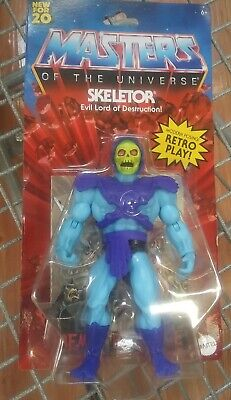 $29.99 • Buy Masters Of The Universe Origins Skeletor 5.5 Action Battle Figure Walmart 2020
