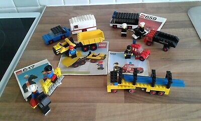 Lego Vintage Small Lot Of Lego Sets • 30£