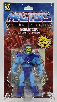 $27.99 • Buy Masters Of The Universe - Origins - Skeletor - Action Figure - 2020 - NEW