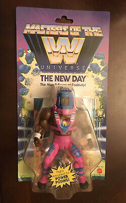 $19.99 • Buy Masters Of The WWE Universe The New Day Figure Walmart Exclusive MOTU New NIB