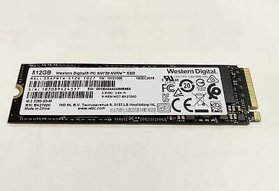 AU109.99 • Buy Western Digital 512GB SSD NVMe M.2 2280 3400/2500MB/s Cheaper Than Samsung 970