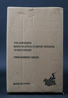 $ CDN467.70 • Buy Hot Toys 1/6 Iron Man Mark VII 7 Stealth Mode Version MMS282 Sealed Unopened