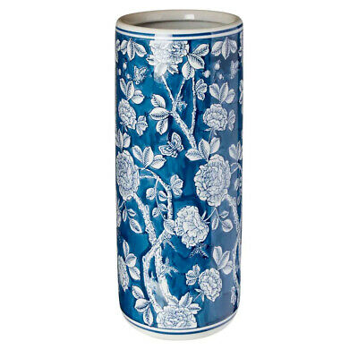 AU85 • Buy NEW Florabelle Camille Umbrella Stand Blue And White