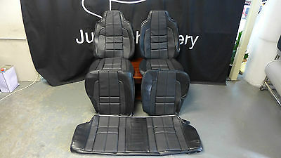 AU945 • Buy LX Torana 2 Door Hatchback Seat Covers With Golfball Black