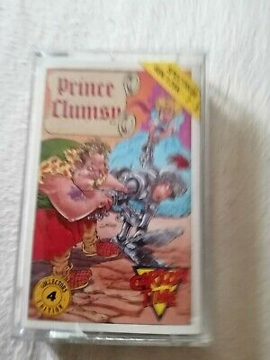 £9.99 • Buy Prince Clumsy  - ZX Spectrum 48K/128K Cartoon Time 1990 Tested & Working