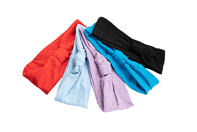 AU5.99 • Buy Dance Yoga Gym Running Headband Hair Accessories Stretchable Kids And Adults