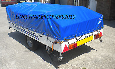 CONWAY SUNCAMP TRAILER Made In Any Colour • 128£