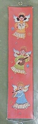 Permin Angel Bell Pull Counted Cross Stitch Kit #35A-3265 - NIP • 12.99£