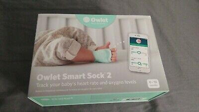 $ CDN249.99 • Buy Owlet Smart Sock 2 Baby Monitor 0~18 Months Great Condition With All Accessories