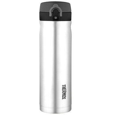 AU28 • Buy NEW Thermos Stainless Steel Vacuum Drink Bottle Silver 470ml