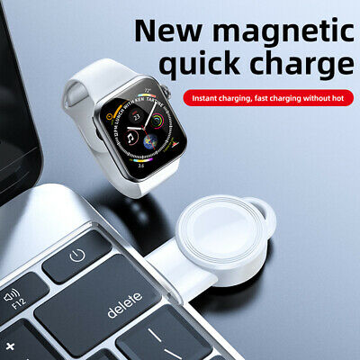 $ CDN5.55 • Buy For Apple Watch IWatch Magnetic Charging Dock Charger For Watch Series 5 4 3 2 1
