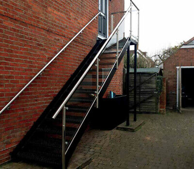 Fire Escape Staircase / External Staircase / Fire Escape Stairs • 150£