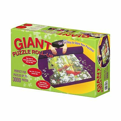 £14.90 • Buy Giant Puzzle Roll-Up Mat Jigsaw Jumbo Large 3000 Pieces Fun Game Easy Storage