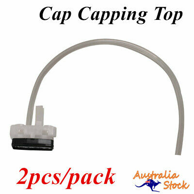 AU48 • Buy 2 X Cap Capping Top For Roland FJ/SJ/SP/CJ/LEJ/LEC Printers Dx4 Solvent & Water
