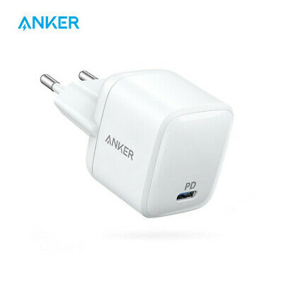 AU49 • Buy Anker 30W Ultra Compact Type-C Wall Charger With Power Delivery,PowerPort Atom P