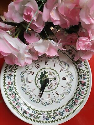 Vintage Bellis Perrenis Daisy Wall Clock The Botanic Garden • 18.25£