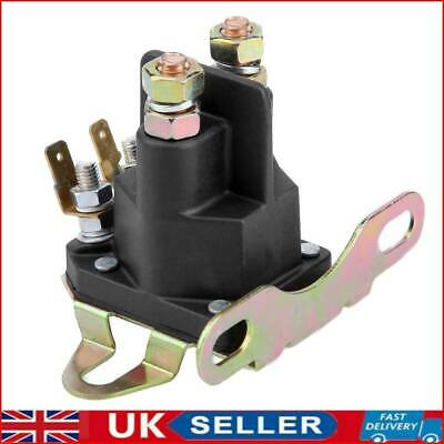 £12.12 • Buy 12V 4-pole Starter Solenoid Relay Motor For BRIGGS STRATTON Motorboat Lawn Mower