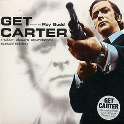 Get Carter Roy Budd CD Special Edition • 10£