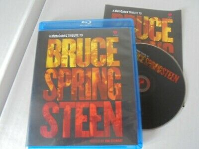 A Musicares Tribute To Bruce Springsteen - Blu Ray • 9.99£