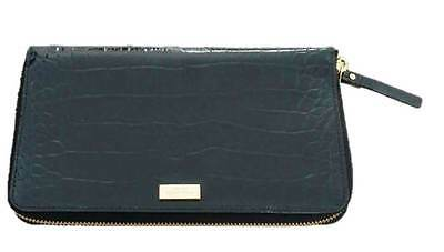 $ CDN229.97 • Buy $248 KATE SPADE New York WLRU2242 Parliament SQUARE Exotic BLACK Zip WALLET