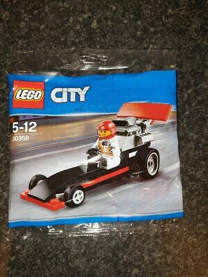 Lego City 30358 - Dragster • 3.95£