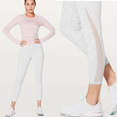 $ CDN174 • Buy Lululemon 7/8 Train Times Pant * 25  Wee Are From Space Women's Size 12 Leggings