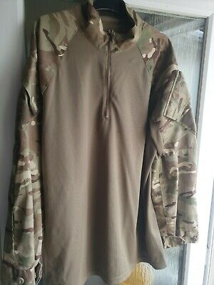 MTP UBAC Ubacs Under Armour Shirt British Army Military 180/110 • 14£