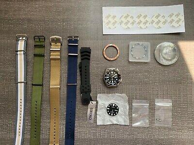 $ CDN460 • Buy Seiko SKX007 Dive Watch And Mod Kit