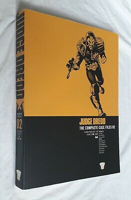 Judge Dredd: Complete Case Files 2. Cursed Earth And The Day The Law Died • 9.50£