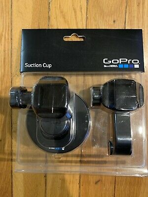 £28.39 • Buy NEW SEALED Genuine GoPro AUCMT-302 Suction Cup Mount For All GoPro Cameras