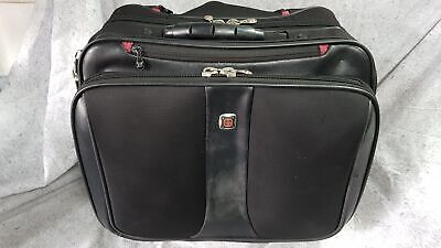 Wenger Swiss Gear Wheeled Briefcase Travel Case Luggage Laptop Cabin Bag Grade B • 39.99£