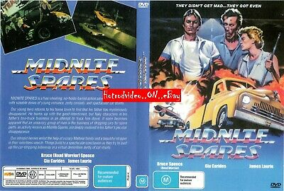 AU12.99 • Buy MIDNITE SPARES DVD.. Hot Rods Holdens Falcons Valiant Chargers 1983 Aussie Class