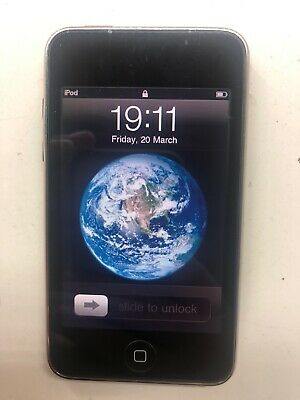 Apple MB528LL/A IPod Touch 2nd Generation - Black • 16£
