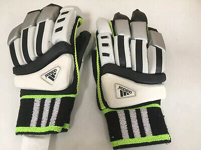Adidas County Cricket Batting Gloves Youths LH Left Handed BNWT Small Mens • 12.99£