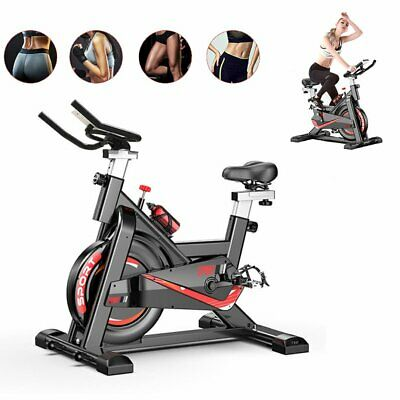 2020 Sports Spin Bike Aerobic Exercise Indoor Training Fitness Gym Spinning Bike • 188.59£