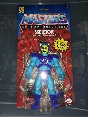 $34.99 • Buy Masters Of The Universe Skeletor 2020 Origins 5.5 Inch Action Figure Damaged Box