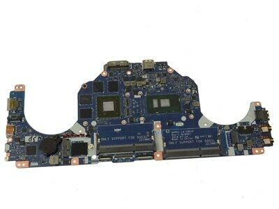 $ CDN396.37 • Buy Dell OEM Alienware 13 R2 Laptop System Mainboard I7 2.5GHz  Motherboard NHYX3