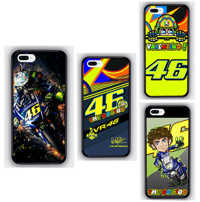 $ CDN10.28 • Buy New Valentino Rossi Moto GP 46 The Doctor Racing Legend Rubber Phone Cover Case