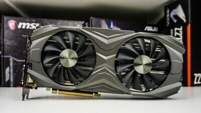 $ CDN389 • Buy GIGABYTE GeForce GTX 1070 Ti ZOTAC AMP EDITION 8GB GDDR5 U.S And CAN SHIPPING.
