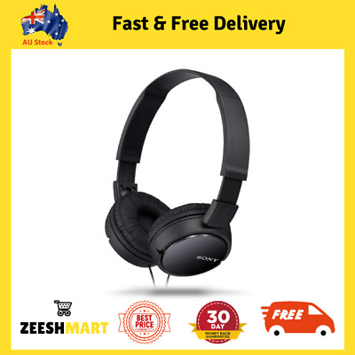 AU35 • Buy GENUINE BRAND NEW Sony MDR ZX110 On- Ear Headphones Lightweight Design
