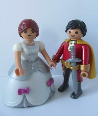 Playmobil Fairytale/Castle/Palace Figures: Prince & Princess/Bride & Groom NEW  • 7.99£