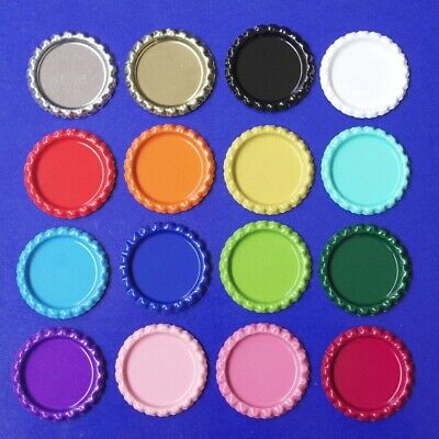 £5 • Buy 10, 15, 20 Or 30 X 1  BOTTLE CAPS FLATTENED FLAT FOR IMAGES HAIR BOWS KEYRINGS