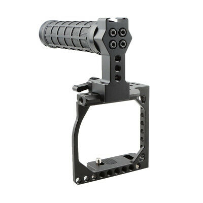 $ CDN113.35 • Buy CAMVATE Camera Cage Wtih Nato Handle For Sony A6000 A6300 A6500 Canon Eos M M10