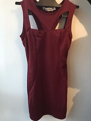 Hearts And Bows Size 8 Dress  • 5£